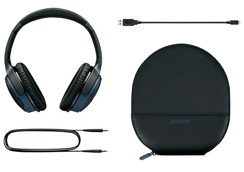 review bose soundlink ii over ear wireless headphones. Black Bedroom Furniture Sets. Home Design Ideas