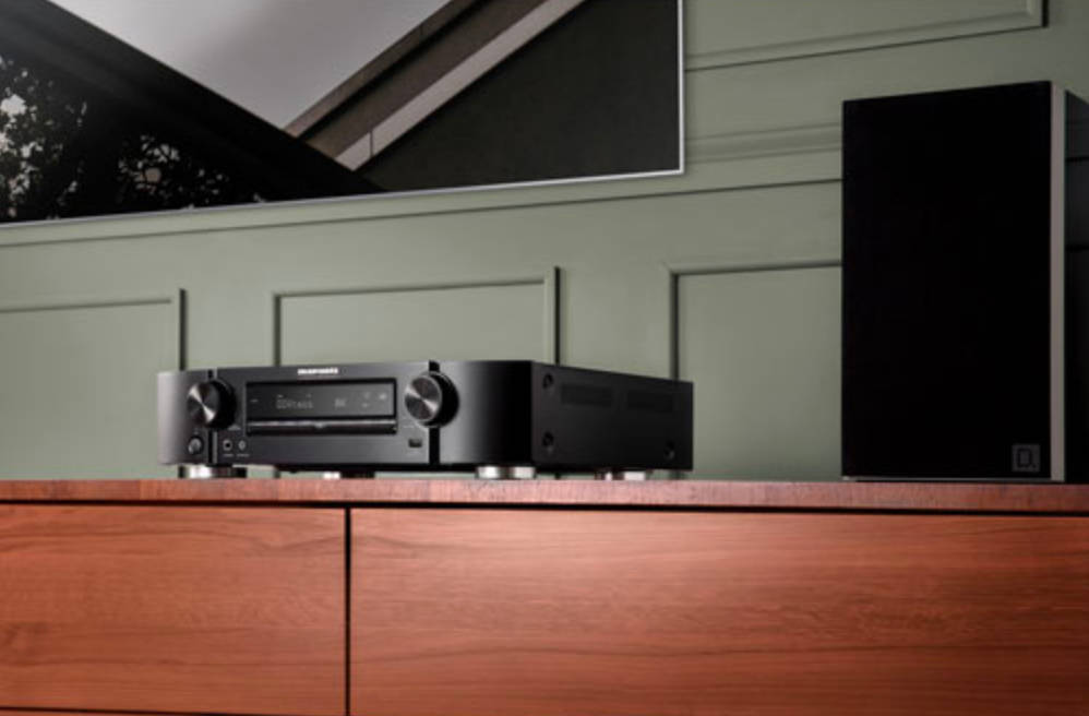 receiver home theatre system