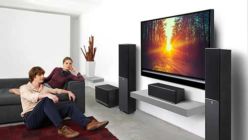 Home Theatre Audio: should you get a sound bar, a 5.1surround system ...