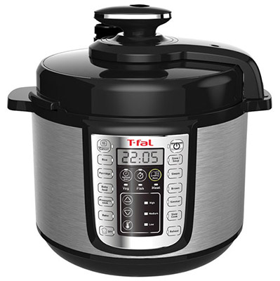 Review T Fal 25 In 1 Electric Pressure Cooker Best Buy Blog