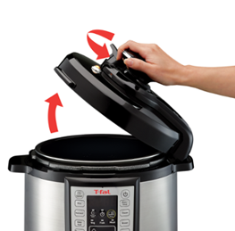 t fal pressure cooker instructions