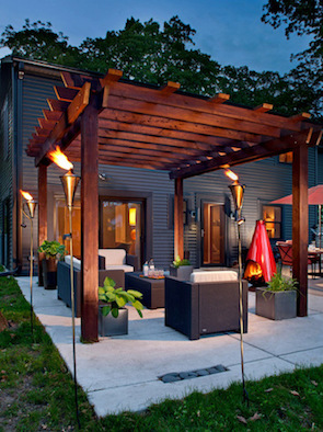 How to create an epic patio