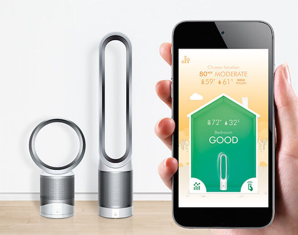 Dyson Pure Cool fans and app at Best Buy
