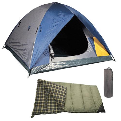 3 person tent bundle