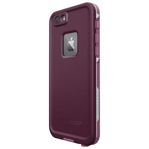 LifeProof Fre iPhone 6 6s Fitted Hard Shell Case - Purple   iPhone 8 ... 7d7ea4264b