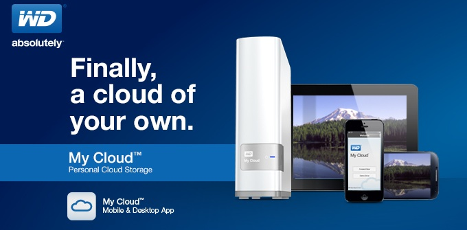 Western Digital My Cloud Review: The Best Thing to Happen to