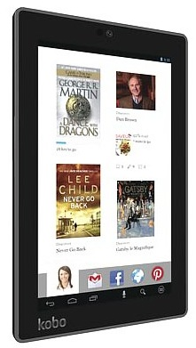 A Kobo Arc For All Your Reading Needs Best Buy Blog