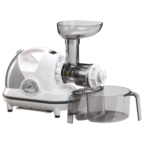 Top Slow Speed Juicer : Is the best juicer for you a slow, high speed or whole food juicer? Best Buy Blog