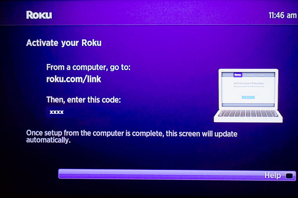 roku stick not connecting to network
