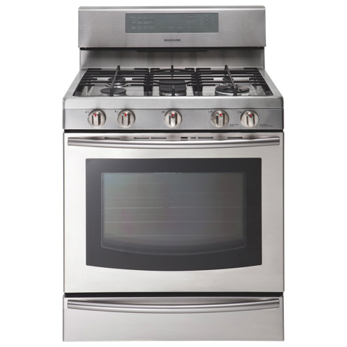 Canada Kitchen Appliances: Stoves From Samsung Canada Are Built To Suit Any Kitchen