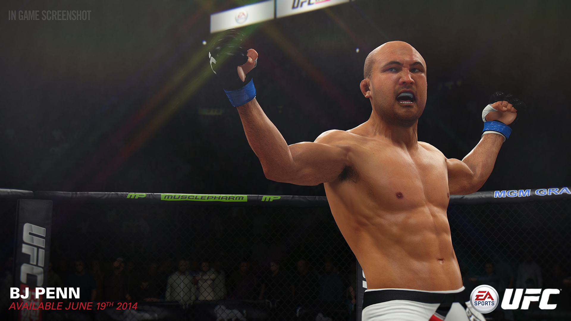 Review Ea Sports Ufc Ps4 Xbox One Best Buy Blog