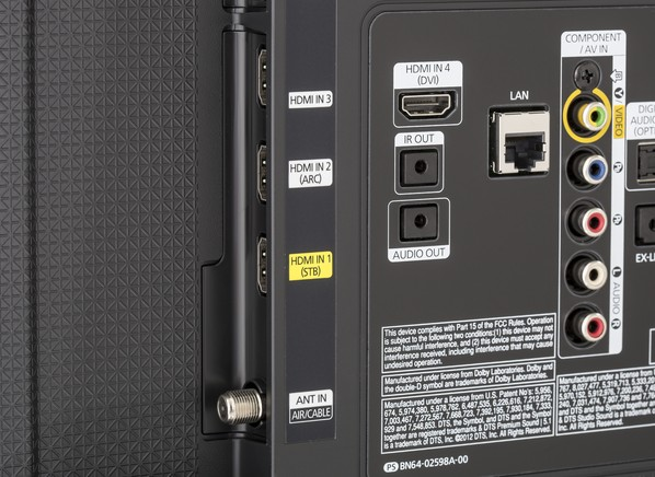 how to fix hdmi port on samsung tv
