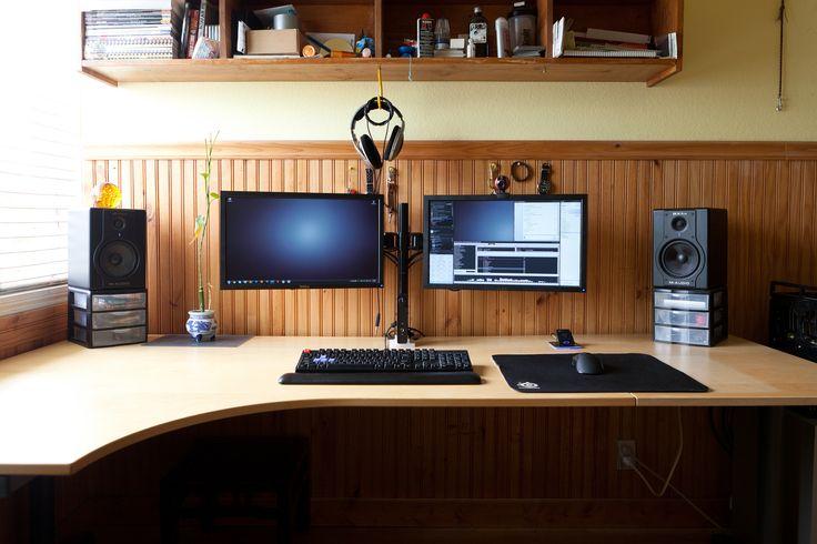 How To Set Up A Multiple Display Workstation Best Buy Blog