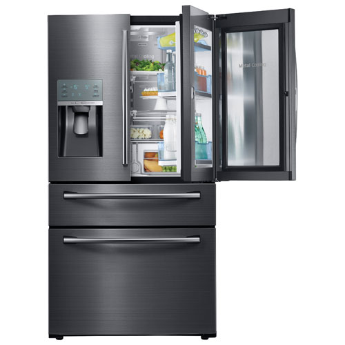 Samsung French Door Refrigerator Temperature Settings: What Temperature Should Your Fridge And Freezer Be?