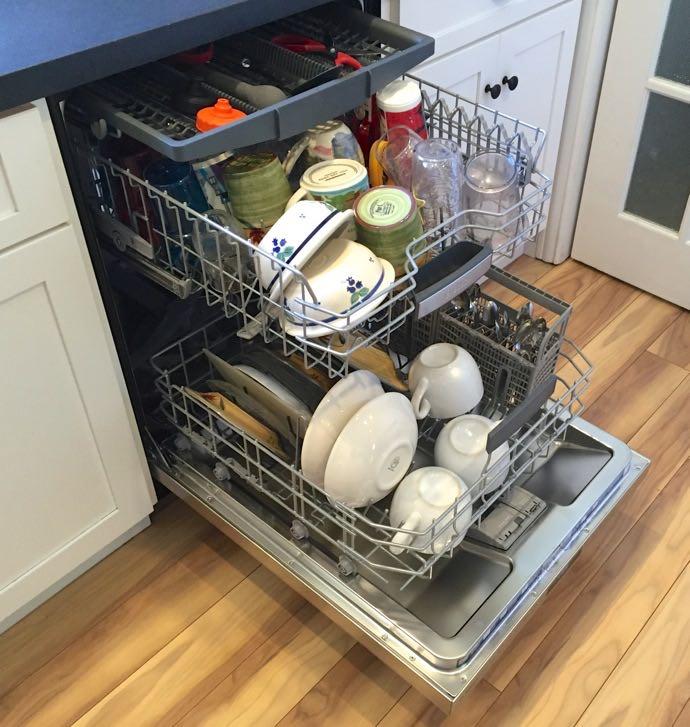 Bosch Dishwasher With 3 Racks Cosmecol