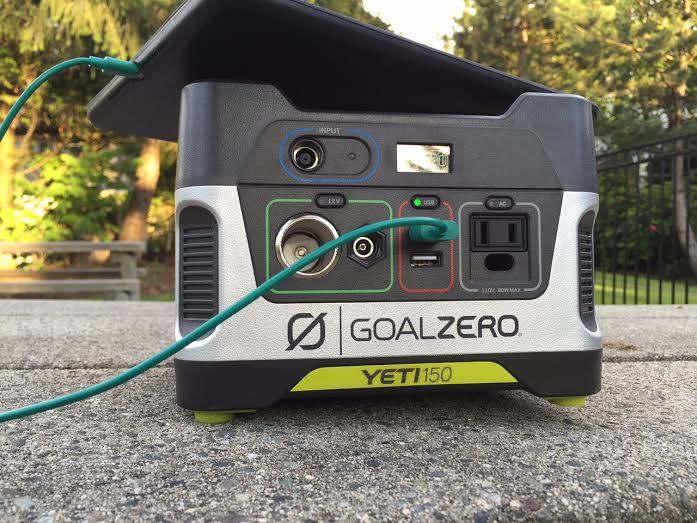 goal zero yeti 400 manual
