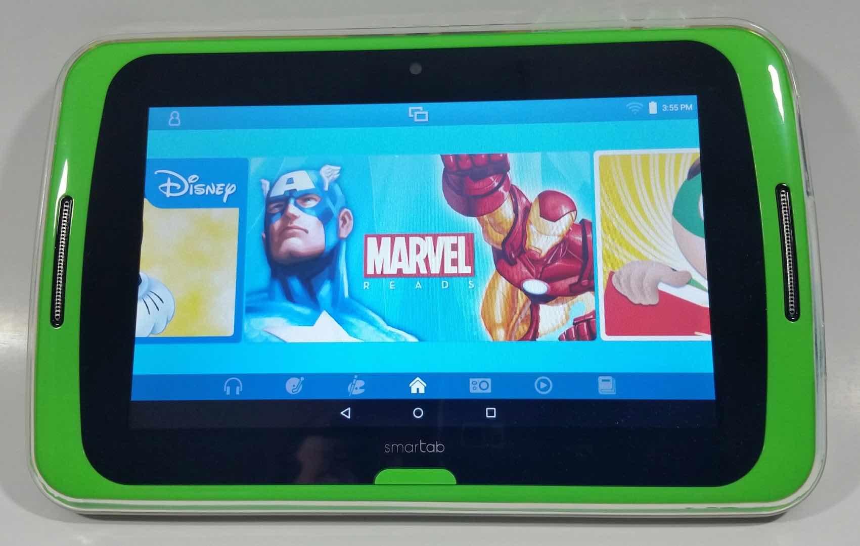 Review: Smartab Disney 7″ HD Kids Learning Tablet   Best Buy