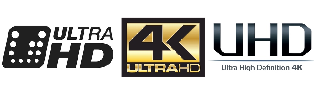 Understanding the difference between 4K, UHD, SUHD, Super