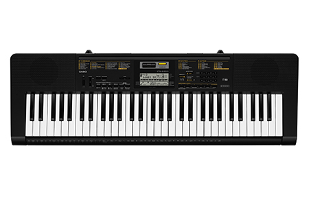 The CASIO CTK-2400