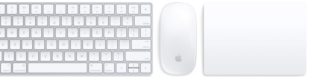 Apple wireless accessories