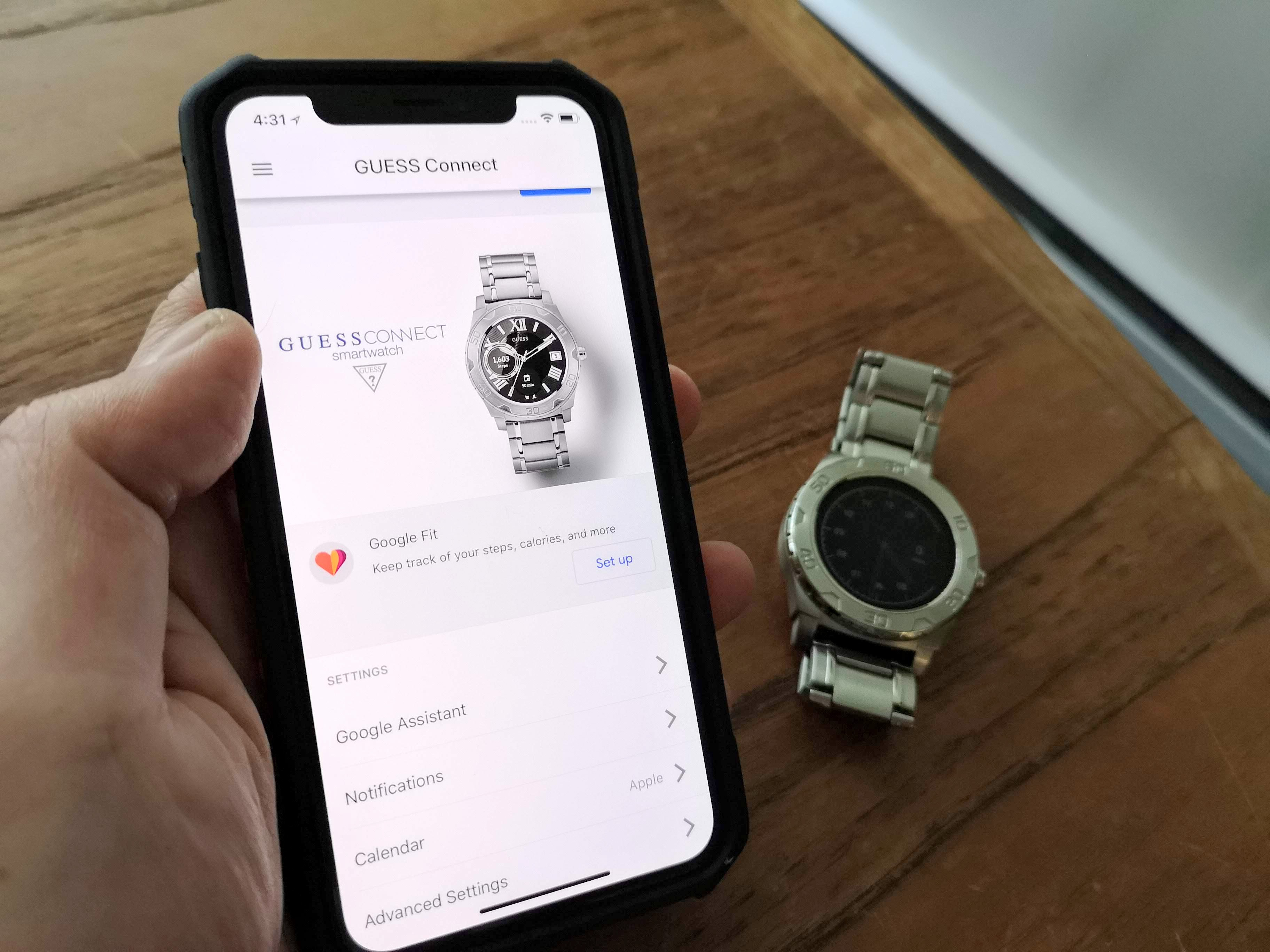 How Android Wear smartwatches work with the iPhone | Best