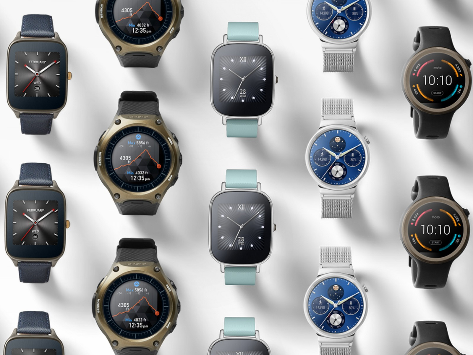 how android wear smartwatches work with the iphone | best buy blog