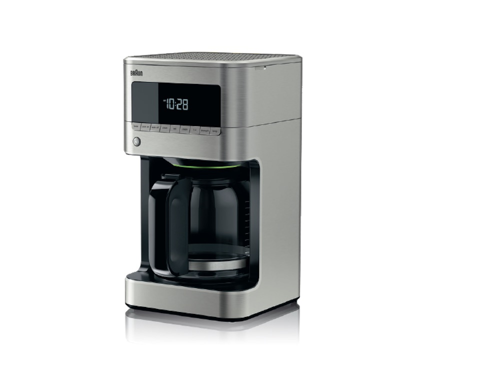 make better drip coffee with the braun brewsense 12 cup coffee maker best buy blog. Black Bedroom Furniture Sets. Home Design Ideas