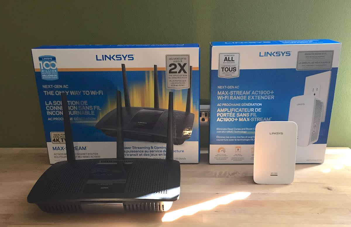 Linksys ea 7500 and the benefits of adding a range extender best linksys router and range extender feature greentooth Image collections