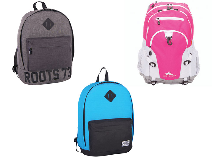 3 backpacks perfect for the young student going back to school ... 5490d038a103f