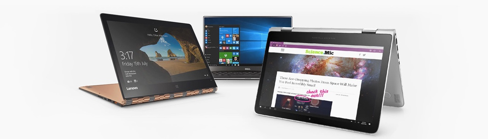Microsoft BTS laptops feature