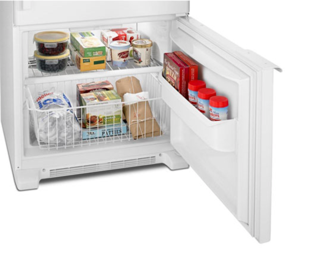 Bottom Mounted Freezer with door
