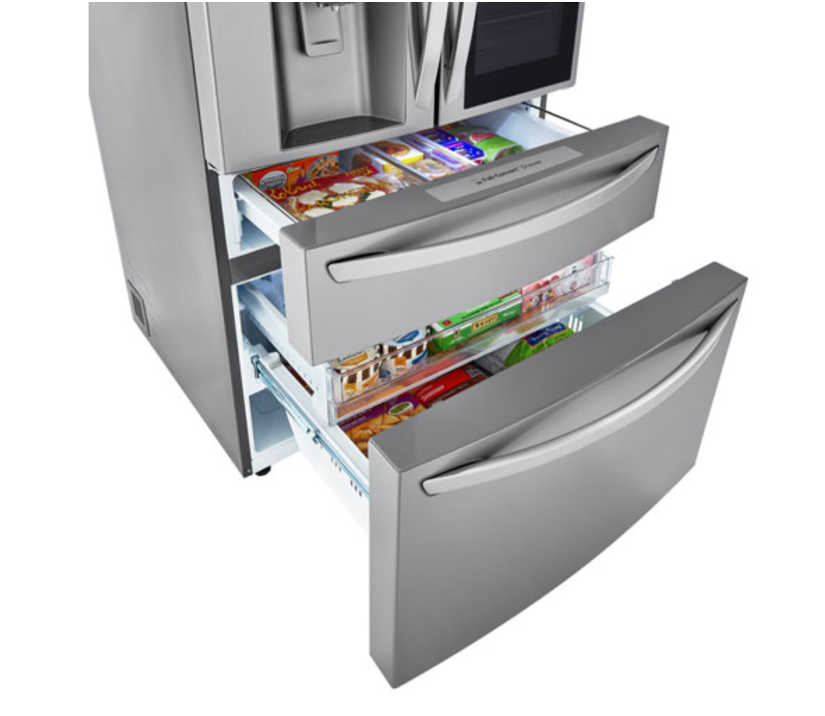 LG Bottom Mounted Freezer