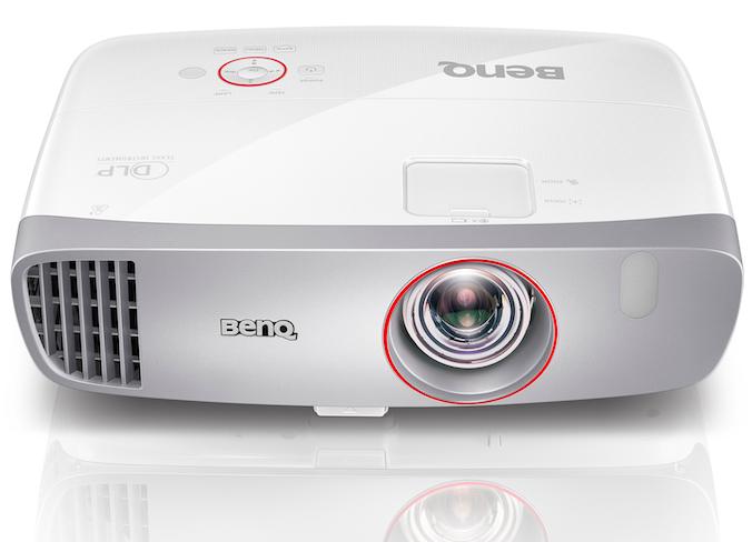 BenQ HT2150ST Projector