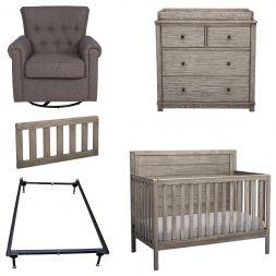 Delta Children Nursery Bundle