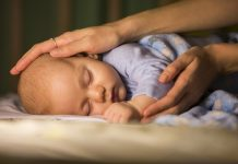 Help Baby Sleep Better Blog Featured Image