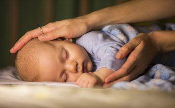 Help Baby Sleep Better Blog Featured Image