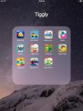 tiggly apps folder
