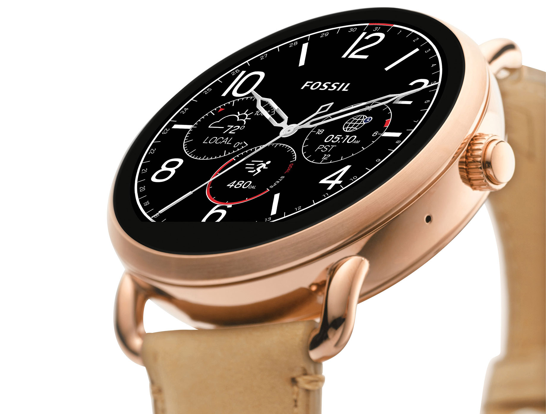 43df8f53d5acd Fashion meets smartwatch from Fossil and Michael Kors   Best Buy Blog
