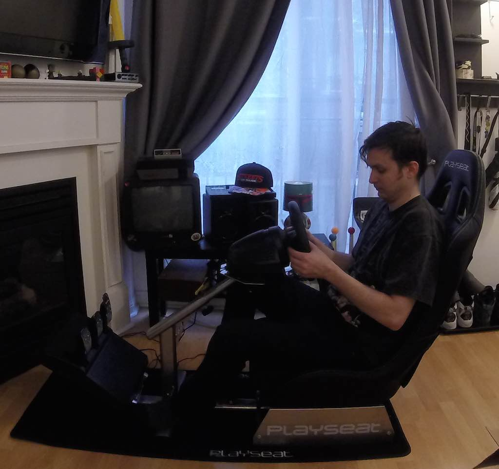 Playseat Evolution M review: it's a great addition to your