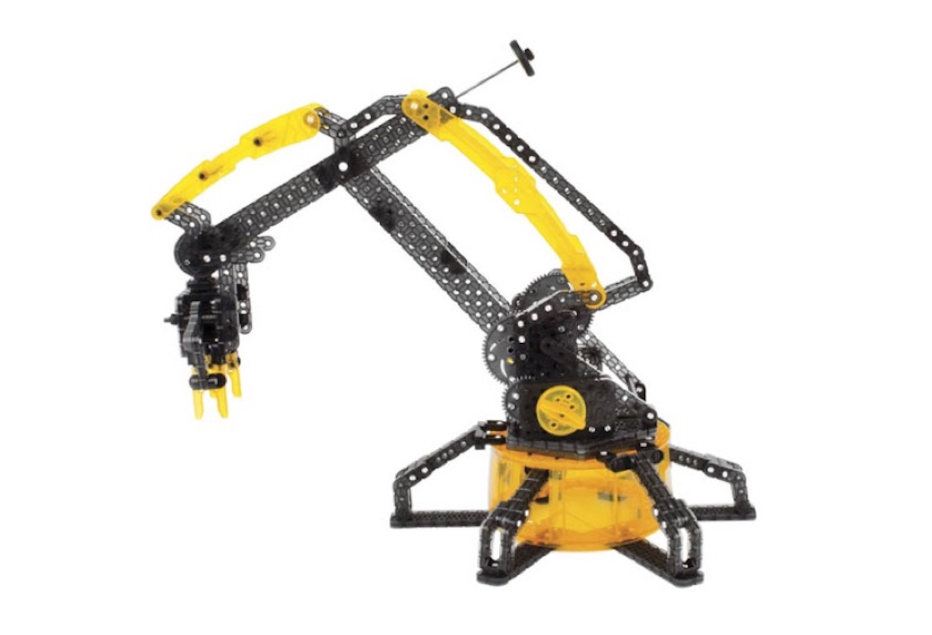 Review Vex Robotics Construction Set Robotic Arm Best Buy Blog