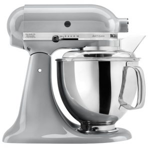 kitchenaid metallic series