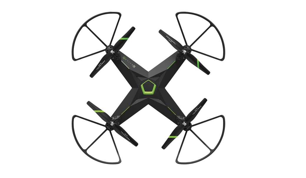 My Review Of The Protocol Galileo Stealth Quadcopter Drone With