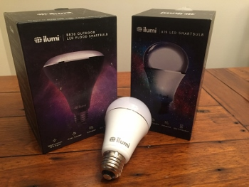 ilumi smart bulbs
