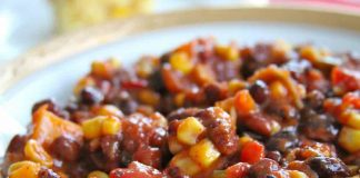 switching proteins from meat to beans