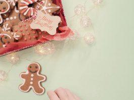 bake gingerbread