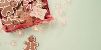 bake gingerbread