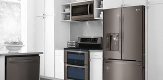 black-stainless-steel-appliances