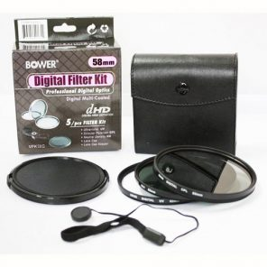 bower-5-piece-camera-filter-kit