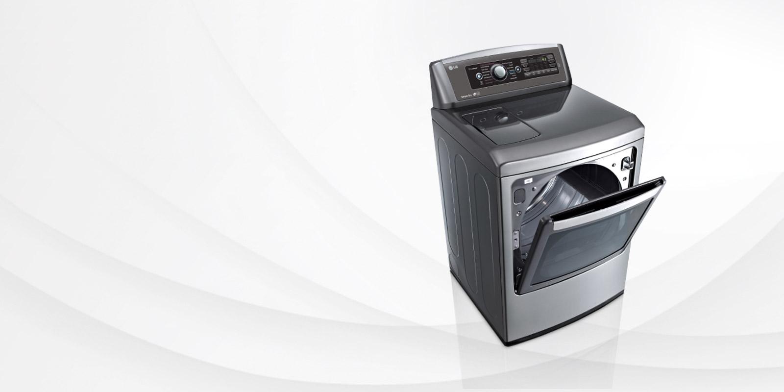 lg gas dryers