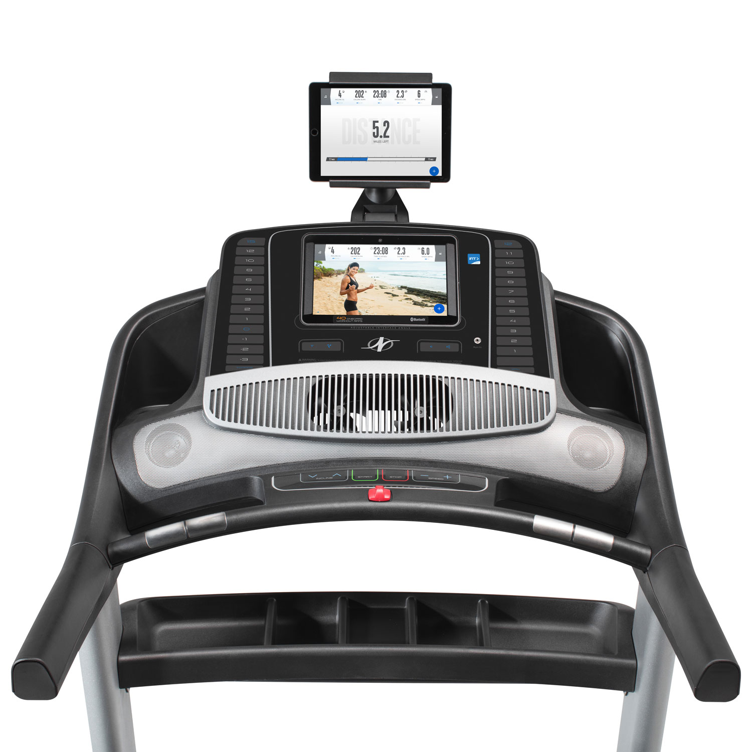 oldable treadmill fitness equipment